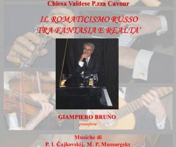 Concerti - Il romanticismo musicale russo tra fantasia e realtà