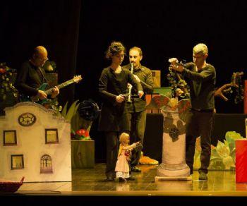 Bambini e famiglie - Concerto Cappuccetto Teatro delle Marionette degli Accettella