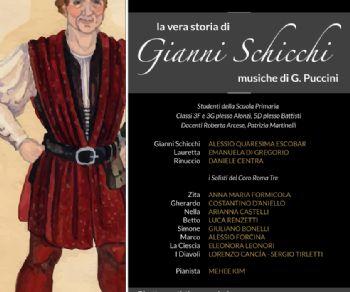 Concerti - La vera storia di Gianni Schicchi
