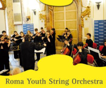 Concerti - La Roma Youth String Orchestra in concerto