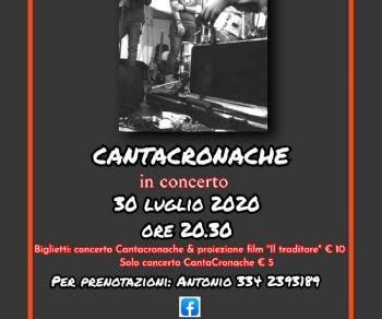 Concerti: Concerto dei CantaCronache a Roma