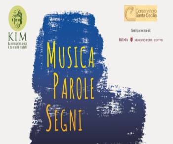 Concerti - Musica, Parole, Segni