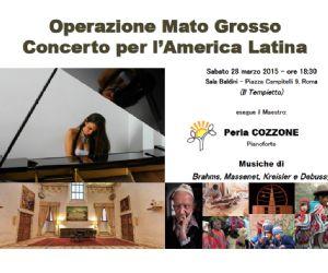 L'eccezionale talento della pianista M° Perla Cozzone