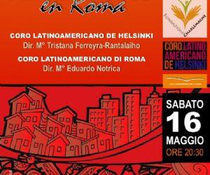 Concerti: Concierto para las Américas en Roma