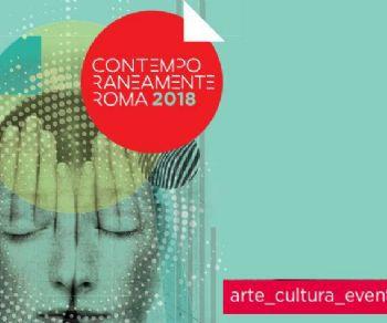 Rassegne - Contemporaneamente Roma 2018