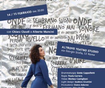 Spettacoli: Con Tutto il Mio Rumore. Something about Elis Regina