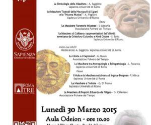 Secondo evento organizzato da Polvere del Tempo in collaborazione con l'Università Sapienza di Roma