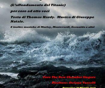 Concerti - Musica profana corale