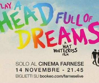 Spettacoli - Coldplay - A Head Full of Dreams