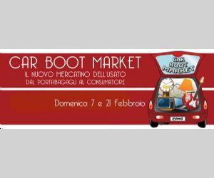 Attività: Car Boot Market