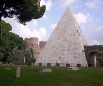 Visite guidate - La Piramide Cestia