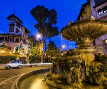 Visite guidate: Tramonto al Quartiere Coppedè, alla ricerca del Santo Graal