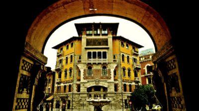 Visite guidate - Le meraviglie del Quartiere Coppedè