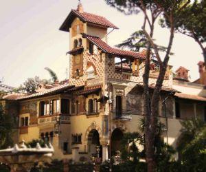 Visite guidate: Fantasie liberty: il quartiere Coppedè