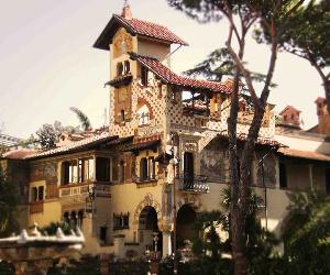 Visite guidate - Fantasie liberty: il quartiere Coppedè