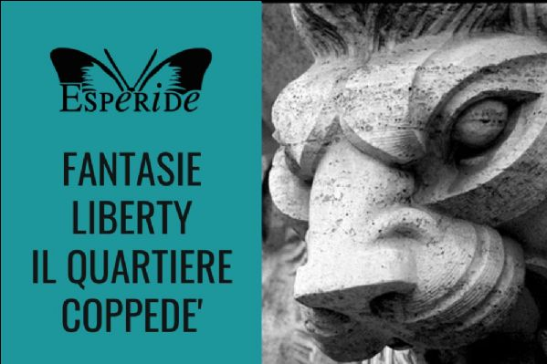 Visite guidate - Fantasie Liberty: il Quartiere Coppedè