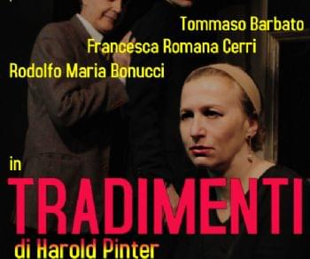 Spettacoli - Tradimenti di Harold Pinter