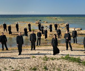 Con le voci dell'impeccabile Estonian Philharmonic Chamber Choir