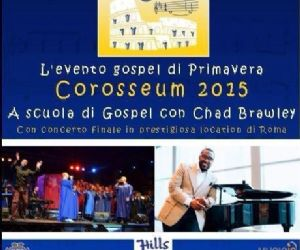 Il secondo Gospel workshop di primavera
