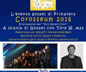 L'evento Gospel di primavera