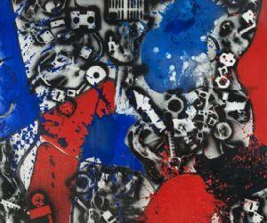 Sergio Angeli, Corrado Delfini, Pietro Zucca, tre artisti romani; una collettiva di pittura e scultura all'insegna della originalità visiva