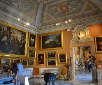 Visite guidate: Palazzo Corsini ed il Cenacolo alchemico di Cristina di Svezia