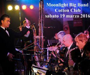 Locali: Moonlight Big Band al Cotton club
