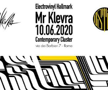 Mostre - Electrovinyl Hallmark. Mr Klevra