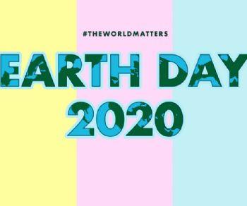 Altri eventi: 22 aprile 2020. 50/a Giornata Mondiale della Terra