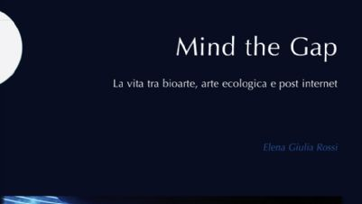 Appuntamenti virtuali - Mind the gap