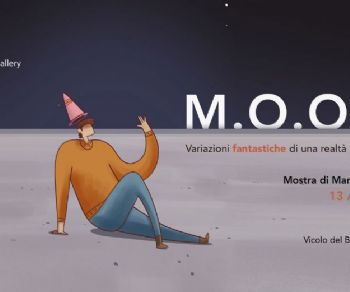 Gallerie - M.O.O.N. Art Exhibition by Marcello Maiorana