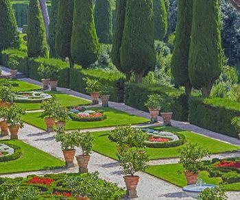 Visite guidate - Visite alle ville pontificie e ai giardini Barberini