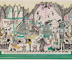 XII Festival Internazionale di srte disegnata e stampata