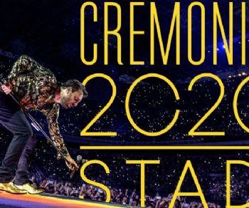 Concerti - Cremonini Stadi 2020