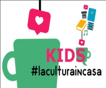 Bambini e famiglie - #laculturaincasaKIDS, attività e appuntamenti digital per bambini e ragazzi