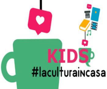 Bambini - #laculturaincasaKIDS: attività e appuntamenti digital per bambini e ragazzi