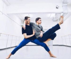 Quindici danzatori, sei coreografi e un regista interpretano in chiave moderna quattro fiabe