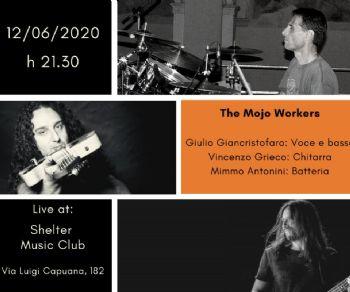 Concerti: Mojo Workers Blues Trio live
