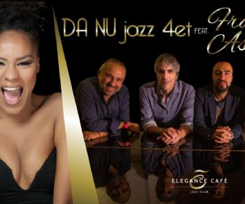 Locali - DA NU JAZZ 4et meets The Voice of Frances Ascione