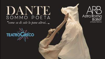 Spettacoli - Dante. Sommo Poeta