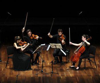 Alauda Quartet e Marco Barbaresi in concerto per Domenica Classica