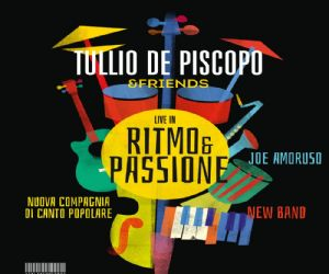 Tullio De Piscopo festeggia i 50 anni di carriera al teatro Quirino