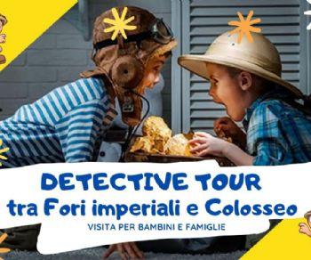 Visite guidate - Detective tour tra i Fori e il Colosseo