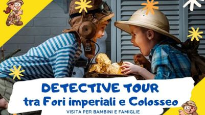 Visite guidate - Detective tour tra i Fori e Colosseo