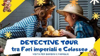 Visite guidate - Detective Tour tra Fori e Colosseo