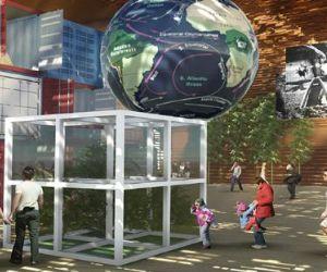 Esposizione nell'ambito di ROMA verso EXPO 2015