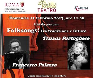 Concerti: Il duo Folksongs