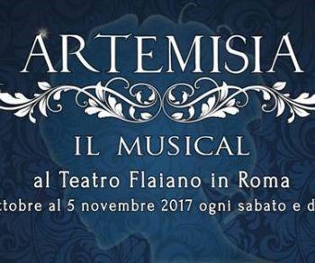Spettacoli: Artemisia. Il Musical