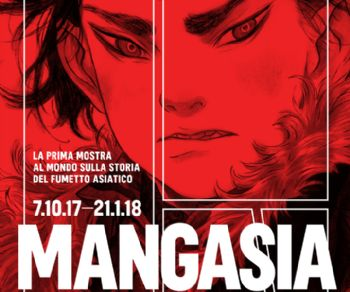 Mostre: Mangasia: Wonderlands of Asiana Comics