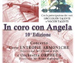 Concerto per Coro e Orchestra in occasione della nostra X rassegna